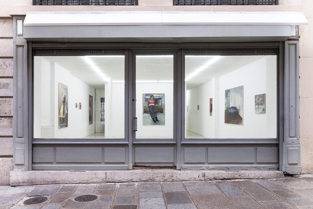 VERSIONS /// Jousse Entreprise Gallery / 6 Rue Saint-Claude 75003 Paris / photos by Paul Nicoué