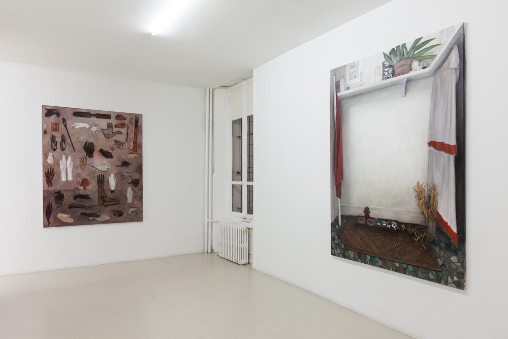Exhibition view / VERSION / 2018 Jousse Entreprise Gallery